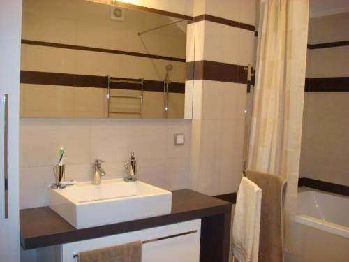 Стильная ванная комната современный